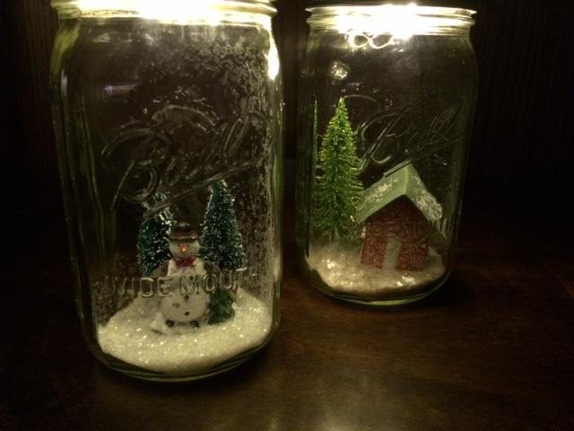 Make & Take: Jar Lantern