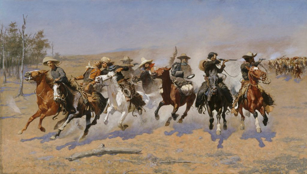 Let's Talk About It, Oklahoma!: The Cowboy