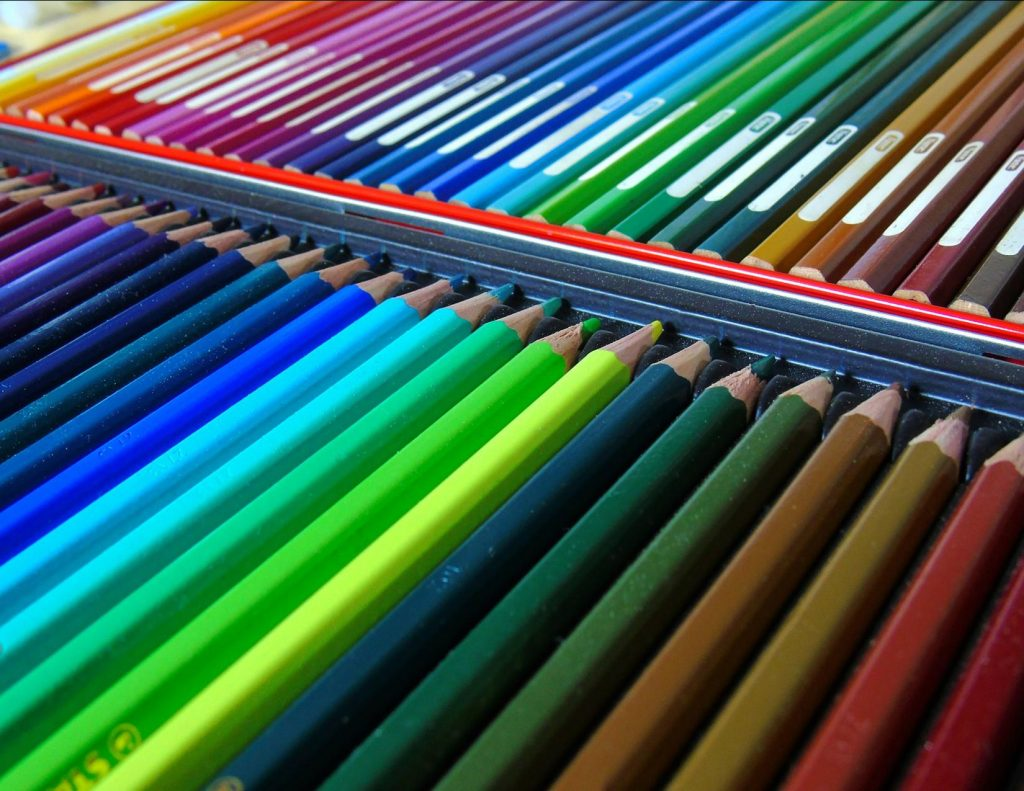 Adults Play, Too: Watercolor Pencil Workshop February 21