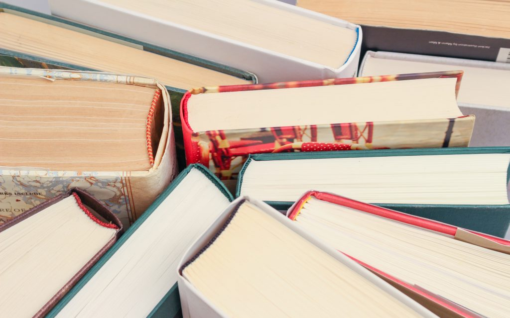 Friends of the Library Spring Book Sale March 15-18