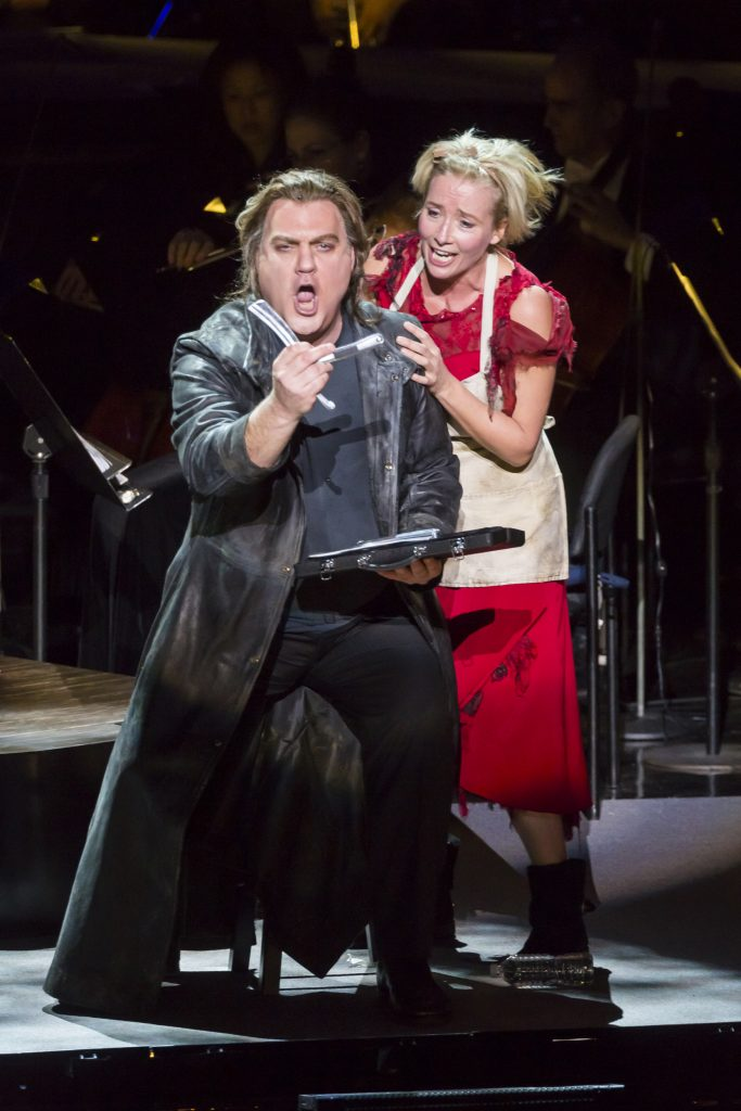 Sweeney Todd Broadcast Scheduled for April 15