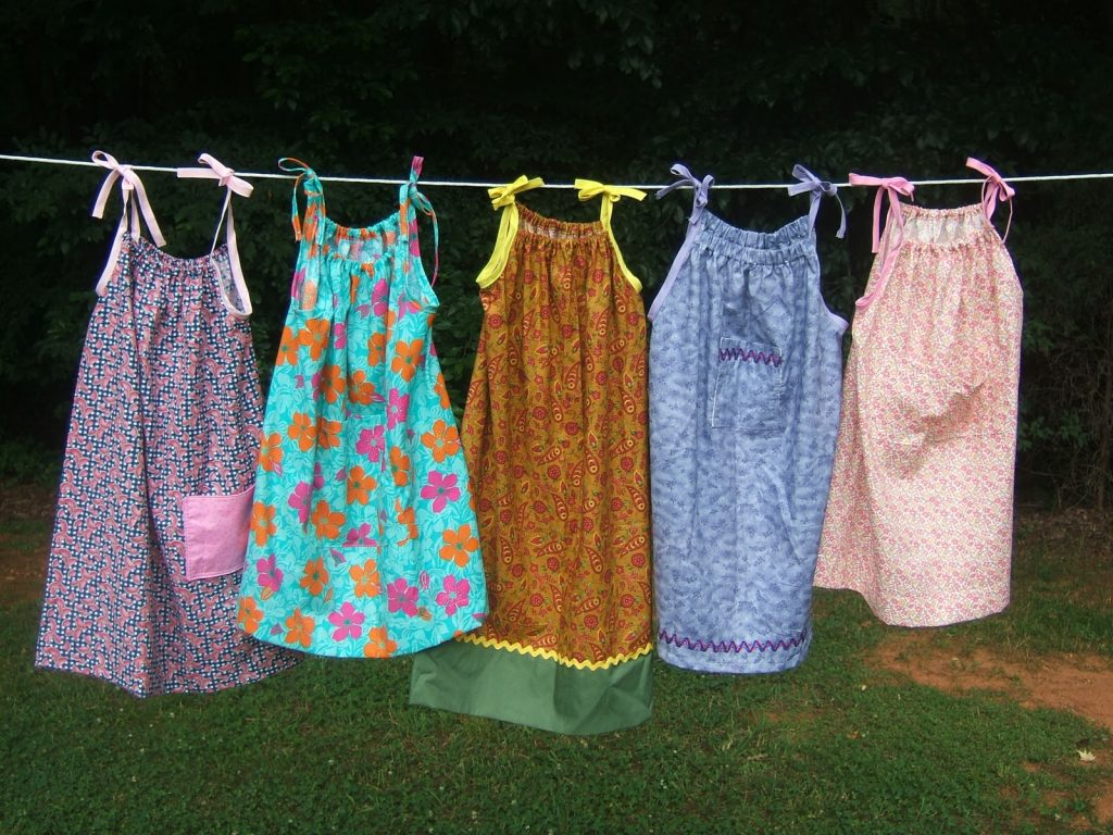 Little Dresses for Africa Sew-Along Scheduled for July 11