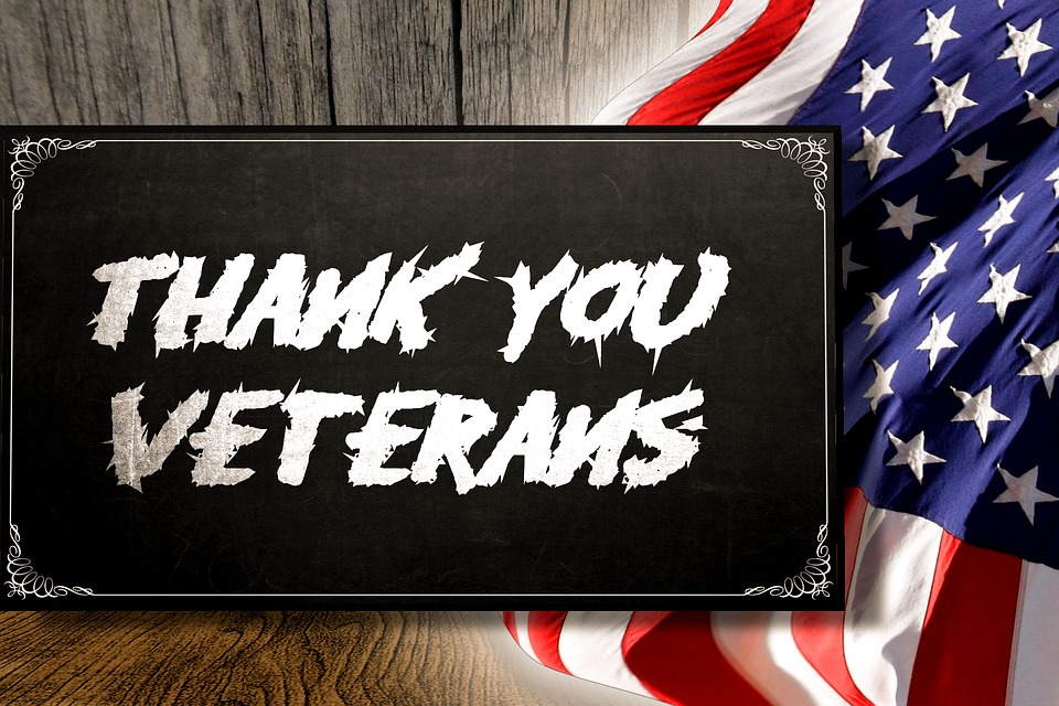 Build a Better World with Letters for Veterans and Deployed Troops!