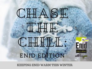 Chase the Chill: Enid Edition