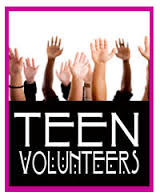 teen-volunteers