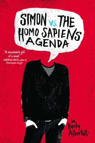 Cover of Simon vs the Homo Sapiens Agenda