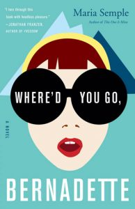 Where'd You Go, Bernadette? Cover