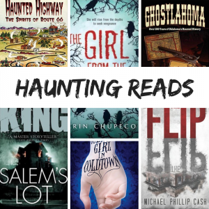 Haunting Reads Graphic