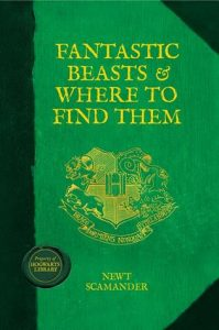 Fantastic Beasts & Where to Find Them Cover