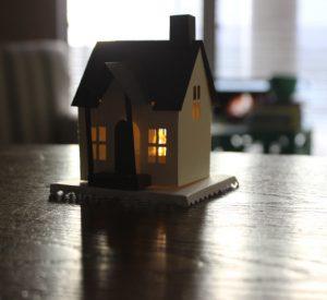 Illuminated Houses