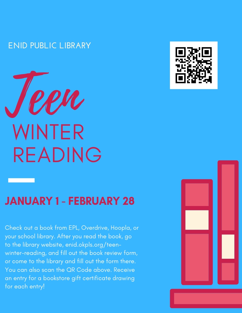 Teen Winter Reading
