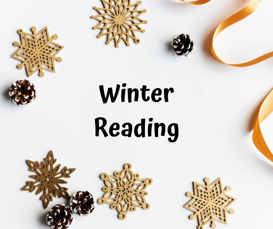 Join our winter reading series