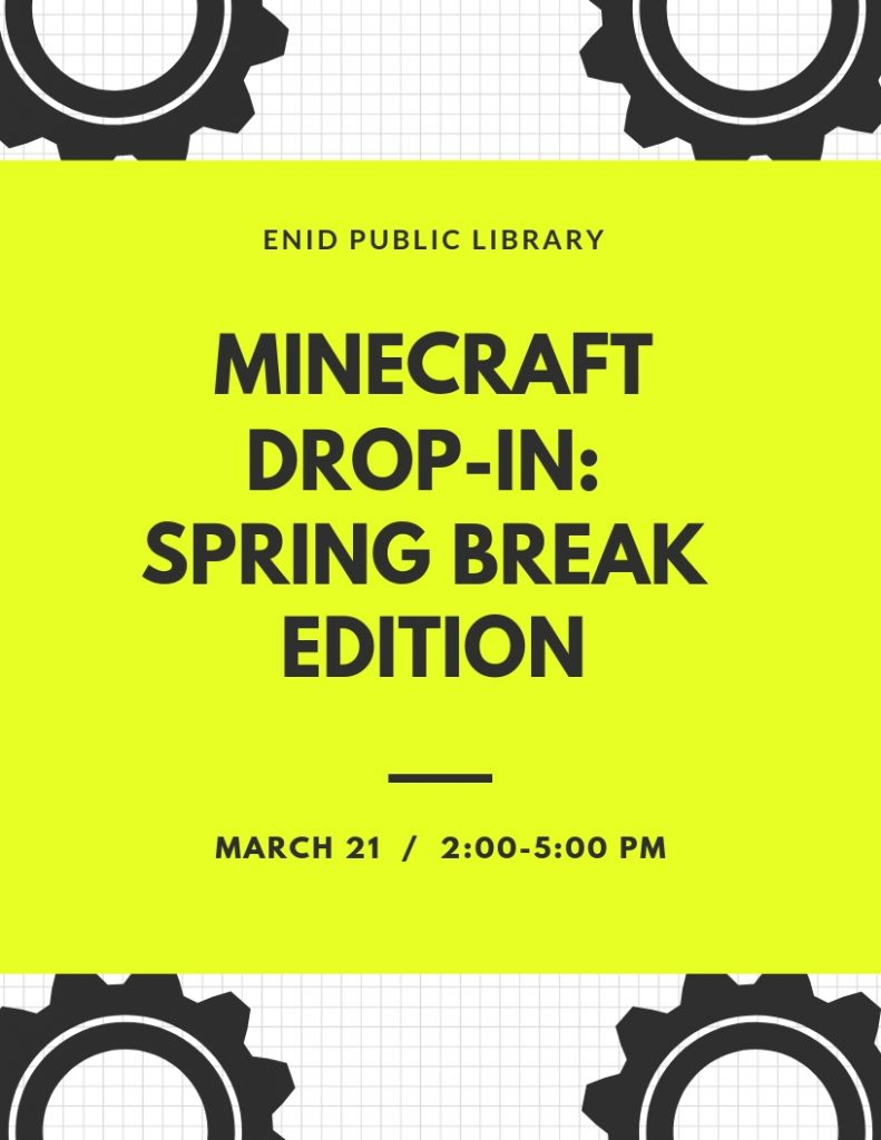 minecraft drop-in