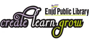 enid library logo
