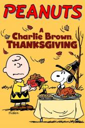 charlie brown and snoopy with turkey