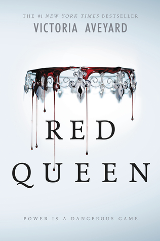 bloody crown on cover