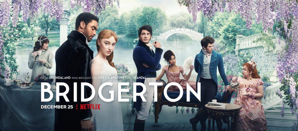 cast of bridgerton netflix series
