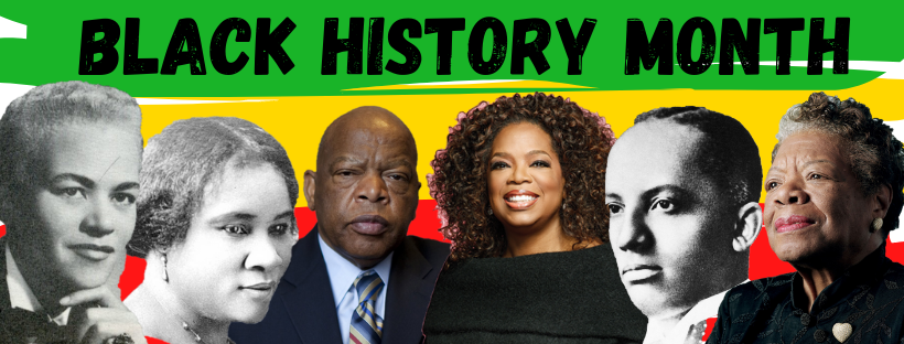 banner black history month