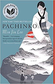 cover of Pachinko