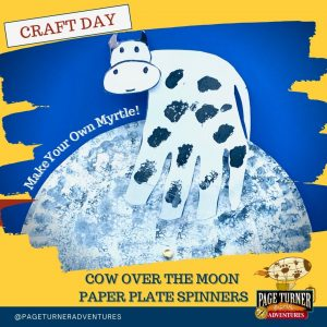 cow plate craft